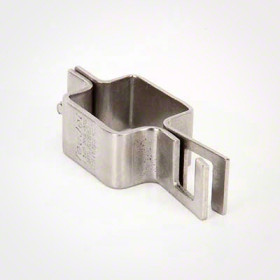 Teejet Square Stainless Steel Clamp