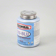 Rectorseal Tru-Blu Liquid Teflon Sealant; 8 Oz. Can (RSTB)