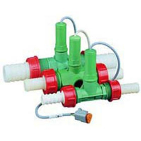 "TeeJet 1"" Rapid Check Flow Meter"