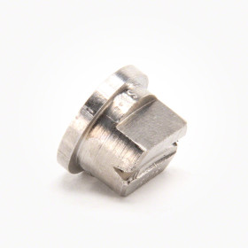 TeeJet Double Outlet Flat Spray Tip - SS