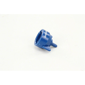 Hypro GuardianAIR 110° Flat Fan Spray Tip: Blue
