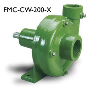 "Ace Pumps 2"" x 1 1/2"" Mounted Pump FMC-CW-200-X (47509)"