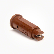 TeeJet Air Induction Flat Spray Tip: Brown