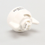 Hypro White Fast Cap Ultra Lo-Drift Flat Fan Spray Tip