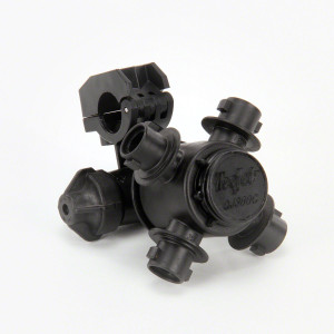 Teejet 4 Outlet Multiple Nozzle Body for Wet Booms