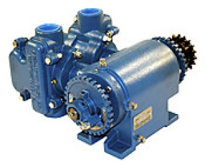 CDS-John Blue Pump - 42.0 Double PST (NGP-8055-AR)