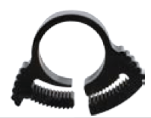 """Valley Industries Snapper Hose Clamp; 0.666""""-0.784"""" (SHC-G)"""