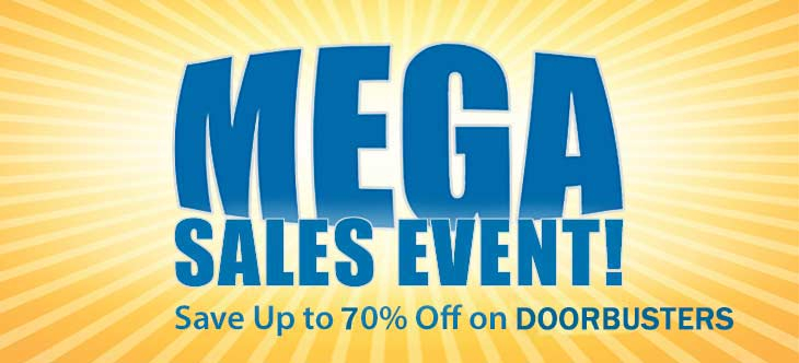 SpraySmarter.com Mega Sales Event