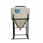 Ace Roto-Mold Full Drain 15 Gallon Tank
